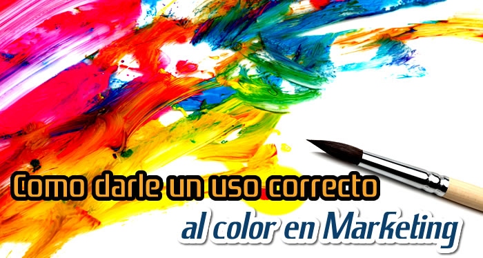 marketing online y color