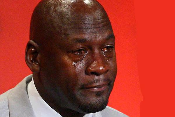 jordan llorando jordan crying template plantilla para meme