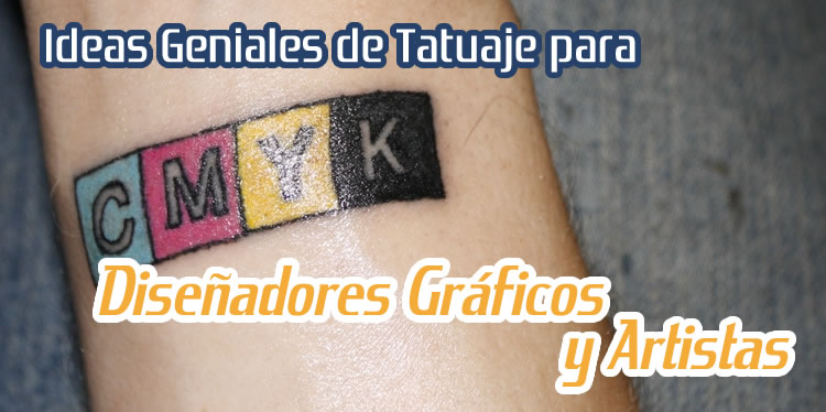 Tatuaje Tattoo Pantone diseño grafico